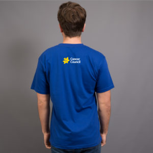 March Charge Mens Tee Back